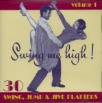 CD - VA - Swing Me High ! Vol. 1