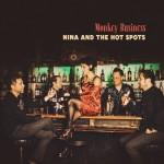 CD - Nina & The Hot Spots - Monkey Business