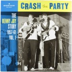 LP - Benny Joy - Crash The Party