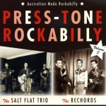 CD - VA - Press-Tone Rockabilly #3