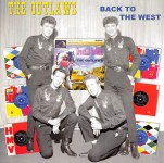 CD - Outlaws - Back To The West