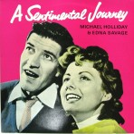 LP - Michael Holliday & Edna Savage - A Sentimental Journey