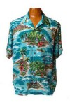 Hawaii - Shirt - Palm Island