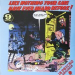 LP - VA - Like nothing your ears have ever heard before Vol. 9