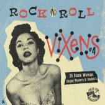 CD - VA - Rock And Roll Vixens Vol. 4