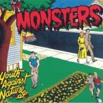 CD - Monsters - Youth Against Nature
