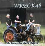 CD - Wreck48 - The Southern Cat Rock Again