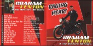 CD - Graham Fenton - Raging Heart