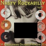 LP - VA - Nasty Rockabilly Vol. 13