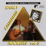 CD - VA - Early Canadian Rockers Vol. 8