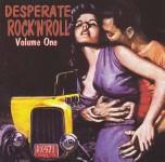 CD - VA - Desperate RocknRoll Vol. 1