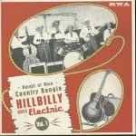 10inch - VA - Hillbilly Goes Electric Vol. 1