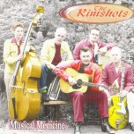 CD - Rimshots - Musical Medicine