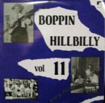 LP - VA - Boppin Hillbilly Vol. 11