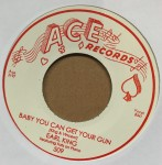 Single - Earl King - You Can Fly High / Baby You Can Get Your Gun