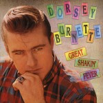 CD - Dorsey Burnette - Great Shakin´ Fever