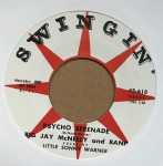 Single - Big Jay Mcneely - Psycho Serenade / Back..Shack..Track