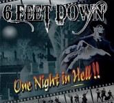 CD - 6 Feet Down - One Night In Hell