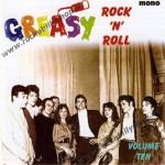 CD - VA - Greasy Rock And Roll Vol. 10