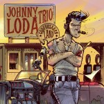 CD - Johnny Loda - Godforsaken Land