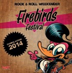 CD - VA - Firebirds Festival Compilation 2014