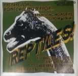 CD-Single - Cherry Overdrive - Reptiles