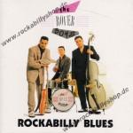 CD - Rover Boys - Rockabilly Blues