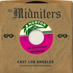 Single - Thee Midniters - Jump, Jive And Harmonize