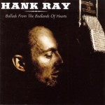 CD - Hank Ray - Ballads From The Badlands Of Hearts