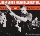 CD - Jussi Syren - Rockabilly Revival: Stayin' On Top Of The Bea