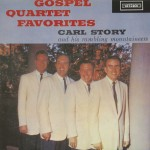 LP - Carl Story - Gospel Quartet Favorites