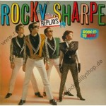 CD - Rocky Sharpe & The Replays - Rock-It to Mars