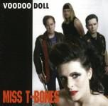 CD - Miss T-Bones - Voodoo Doll