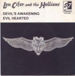 Single - Lou Cifer & the Hellions - 1. Devils Awakening, Evil Hearted