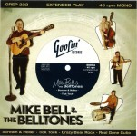 Single - Mike Bell And The Belltones - Scream & Holler