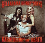 CD - Hellabama Honky Tonks - Barbershop of Death