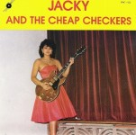Single - Jacky and the Cheap Checkers - Number No Name, Booze Rock ( Instr. )