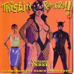 CD - VA - Twistin Rumble Vol. 3