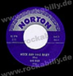 Single - Bill Willis - Boogie Woogie All Night, Where Is My Baby