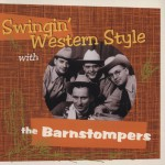 CD - Barnstompers - Swingin' Western Style With?