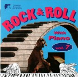 CD - VA - Rock And Roll With Piano Vol. 7
