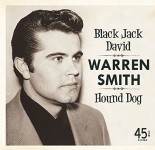 Single - Warren Smith - Black Jack David, Hound Dog