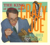 CD - Crazy Joe - The King Of Nerd-a-Billy