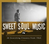 CD - VA - Sweet Soul Music 30 Scorching Classics 1963