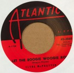 Single - Clyde Mcphatter ? Deep Sea Ball / Let The Boogie Woogie Roll