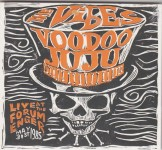 CD - Vibes - Voodoo JuJu-Live at The Forum Enger 1985
