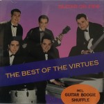 CD - Virtues - Guitar on Fire - The Best of The Virtues