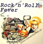 LP - VA - Rock'n'Roll Fever Vol. 6