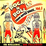 LP - VA - Rock & Roll From Outer Space Vol. 1