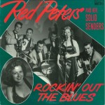 10inch - Red Peters & Her Solid - Rockin' Out The Blues